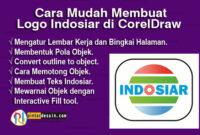 Cara Mudah Membuat Logo Indosiar